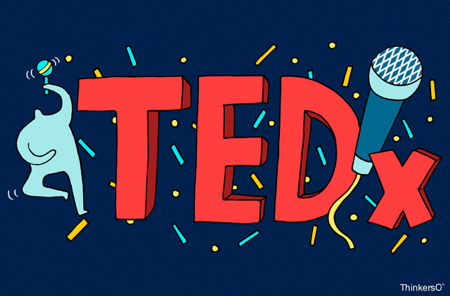 Thinkers Co Blog - 5 tips to prepare a TEDxTalk