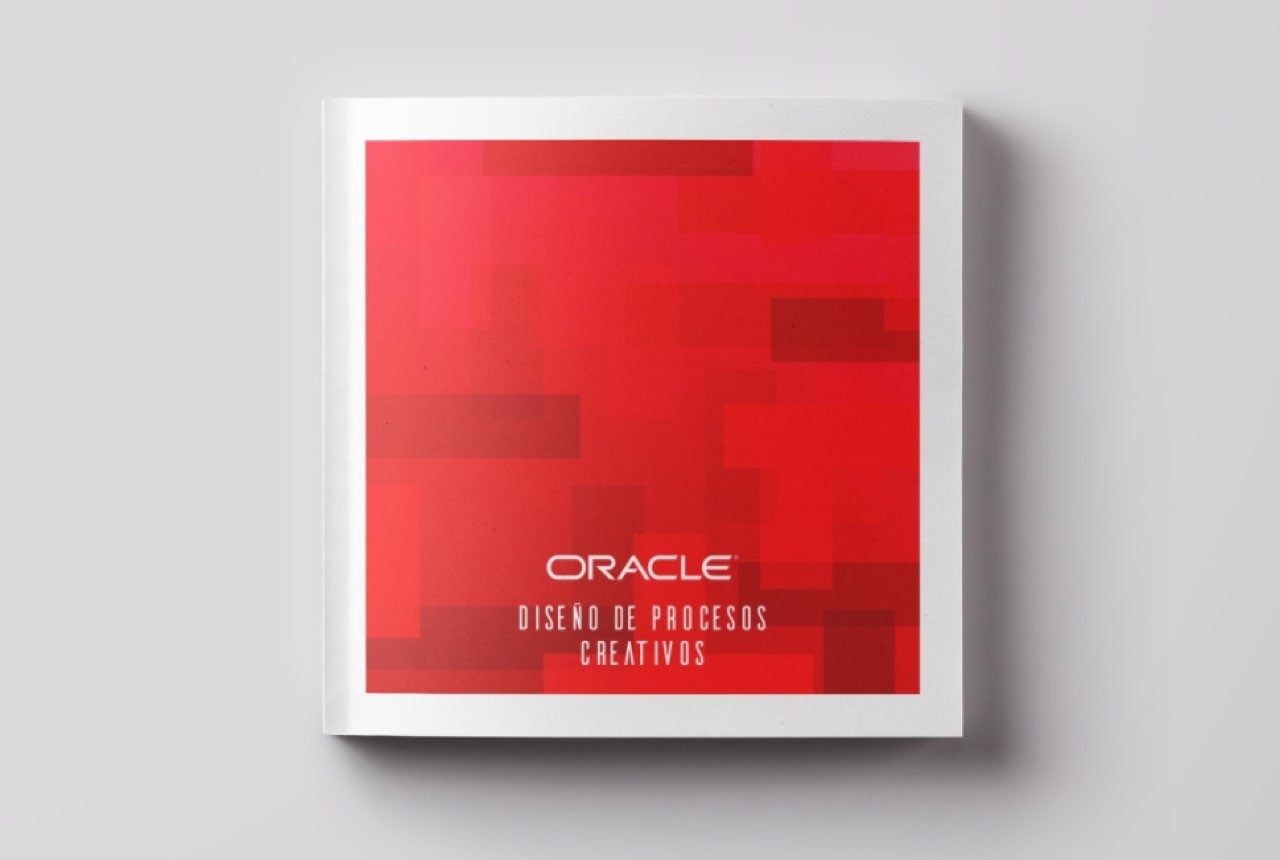 Workshop de desarrollo de dinámicas de innovación para crear ideas con la tecnología Oracle pensando en los clientes.