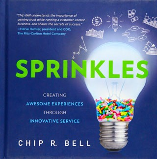 Sprinkles: Creating Awesome Experiences Through Innovative Service - Biblioteca de Thinkers Co.