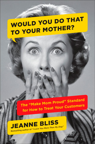 Would you do that to your mother? - Library of Thinkers Co.