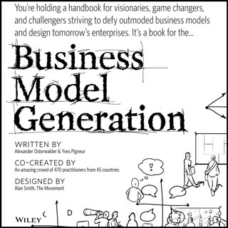 Business Model Generation - Library of Thinkers Co.