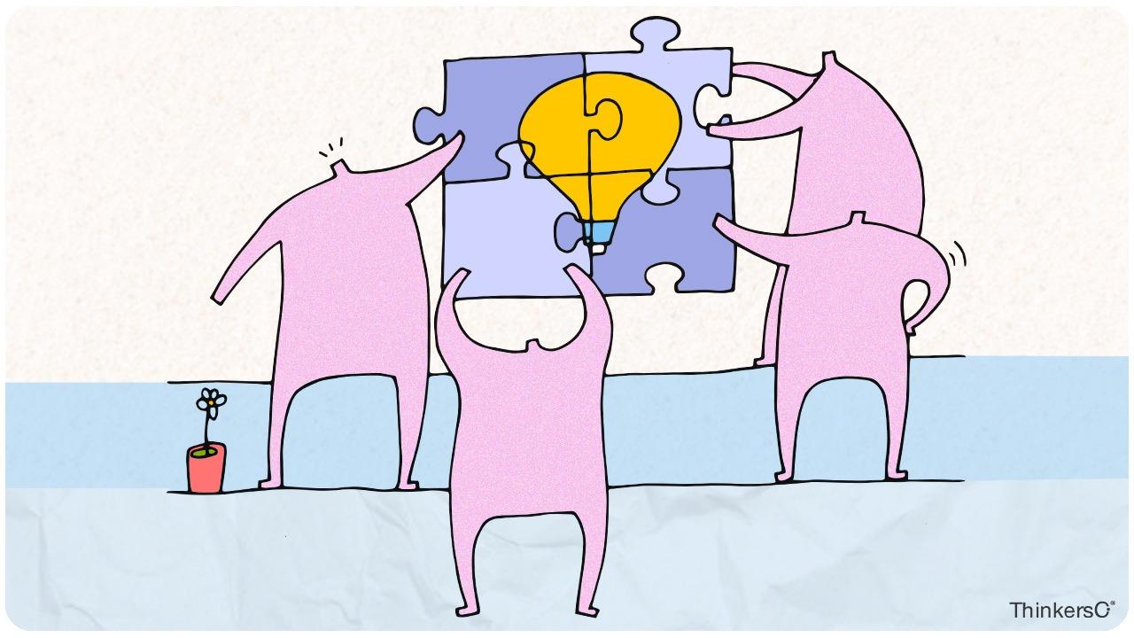 Blog Thinkers. Innovation communities