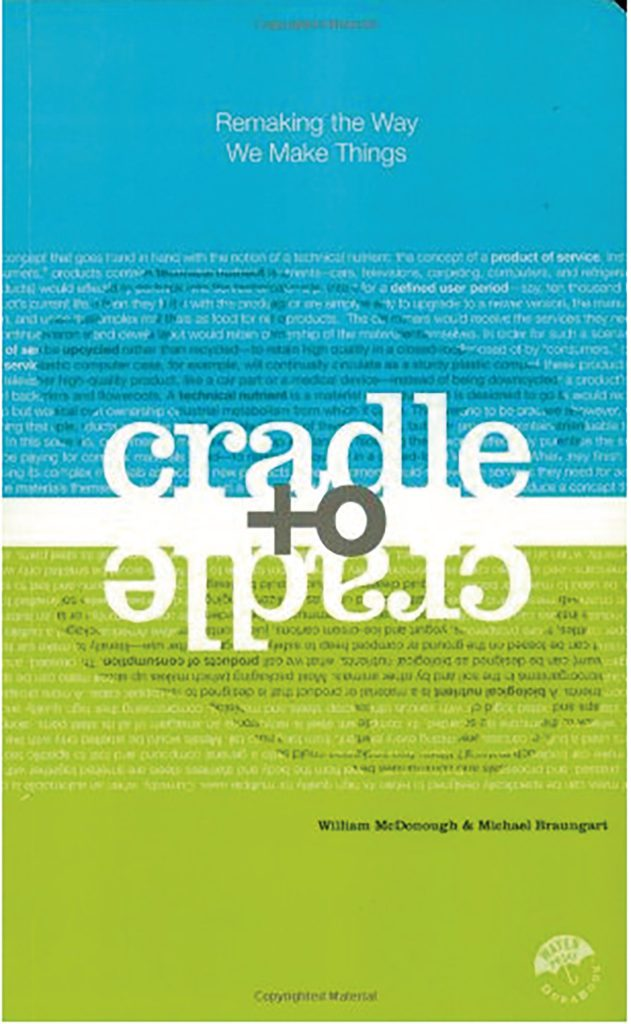 Thinkers Library - Business Design - Cradle to Cradle - Michael Braungart / William McDonough