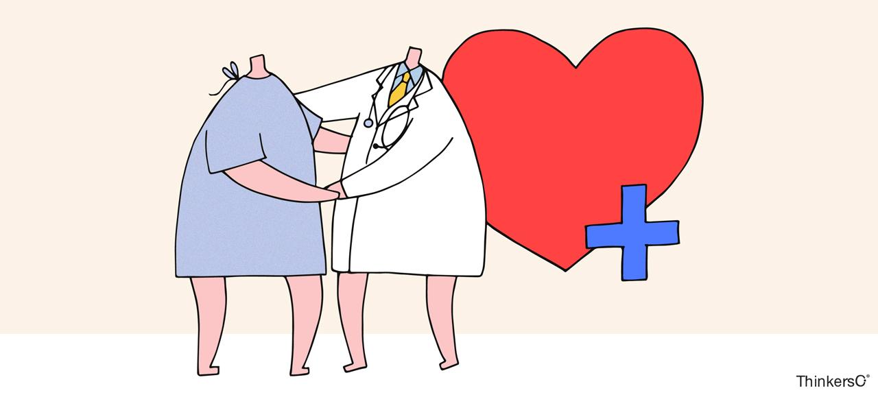 Cambio cultural en el sector de la salud para diseñar una experiencia de paciente óptima