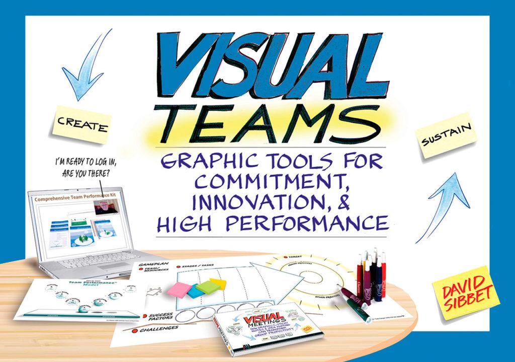 Thinkers Library - Visual Thinking - Visual Teams - David Sibbet