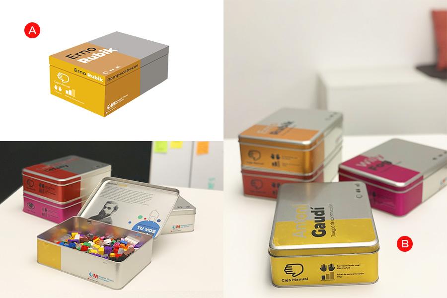 Ejemplo de un mínimo producto viable de un proyecto de Thinkers Co para un hospital de Madrid