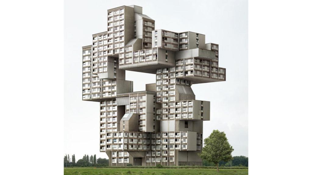 Proyecto The School of Constructed Realities, del estudio Dunne & Raby