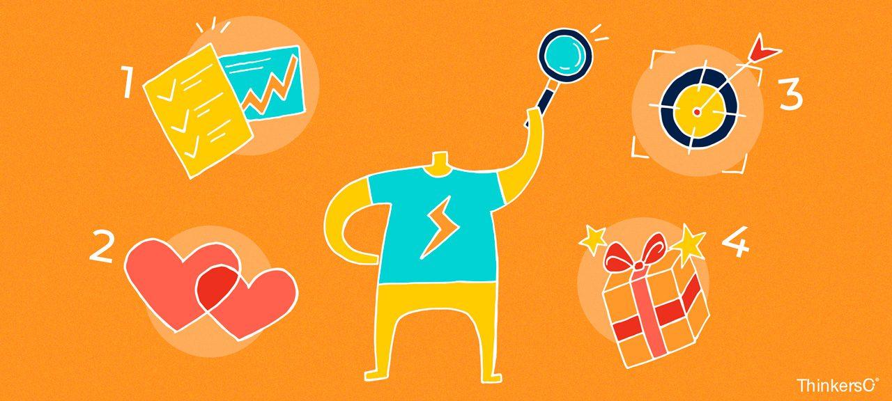 4 Beneficios del Design Research. Blog de Thinkers Co.