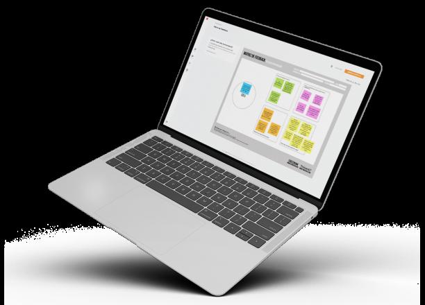 Thinkers Co., Herramientas de Innovación: Web App